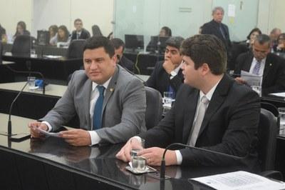 Deputados Marquinhos Madeiros e Davi Davino Filho.JPG