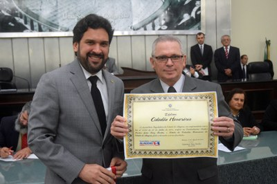 Assembleia concede Título de Cidadão Honorário ao deputado Pastor João Luiz 2.jpg