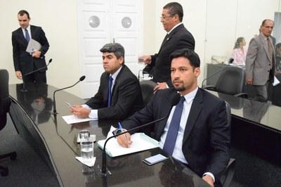 Deputados Rodrigo Cunha e Carimbão Jr.JPG