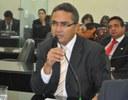 Deputado Francisco Tenório durante sessão ordinária.jpg