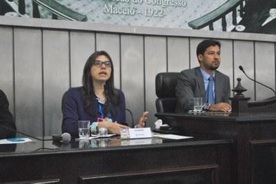 Deputada Jó Pereira, propositora da sessão.jpg