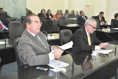 Deputados Olavo Calheiros e Pastor João Luiz.JPG