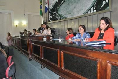 Deputada Jó Pereira (DEM), propositora da sessão especial em comemoração ao Dia Internacional da Mulher 1.jpg
