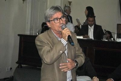 Wilde Clécio Falcão de Alencar, pres. da Casal, durante sessão especial em homenagem ao Dia Internacional do Consumidor 1.jpg