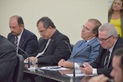Deputados Antônio Albuquerque, Ronaldo Medeiros, Olavo Calheiros e Pastor João Luiz.JPG