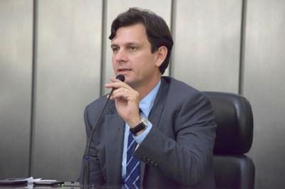 Presidente da AMA e preifeito de Jequiá da Praia, Marcelo Beltrão.JPG
