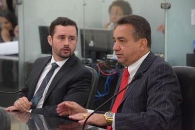 Deputados Bruno Toledo e Marcos Barbosa.JPG
