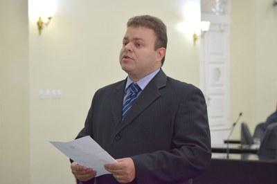 Deputado Léo Loureiro assume mandato.JPG