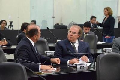Deputados Antônio Albuquerque e Olavo Calheiros.JPG
