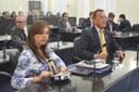 Ao fim da sessão foi realizada uma simulação de votação.JPG