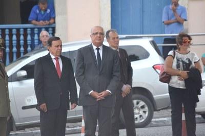 Luiz Dantas recepciona o secretário Fábio Farias, represetando o governador Renan Filho.JPG