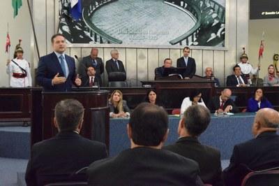Sessão Solene de Instalação dos trabalhos da 4ª sessão Legislativa da 18ª Legislatura (7).JPG