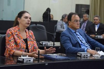 Deputada Jó Pereira e Galba Novaes.JPG
