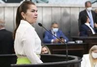 Ângela Garrote parabeniza Estrela de Alagoas pelos 29 anos de emancipação política