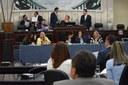 Apresentação de emenda adia análise do projeto que modifica Estatuto dos Policiais Militares