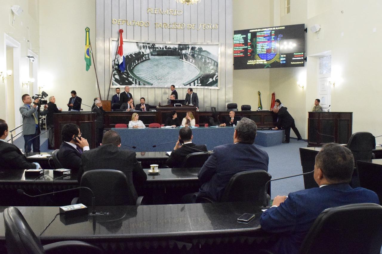 Aprovado, em segunda votação, projeto de reajuste dos vencimentos dos servidores públicos
