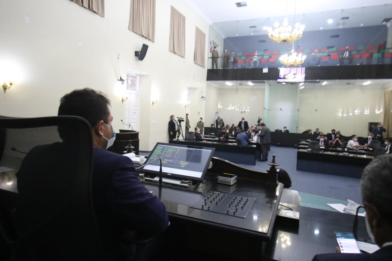 Aprovado Projeto de Lei Orçamentária de 2021; Legislativo entra em recesso
