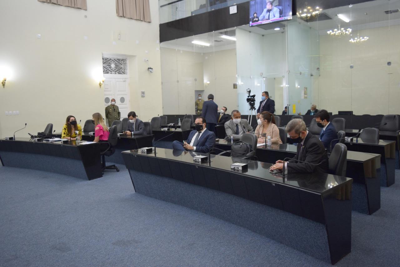 Assembleia abre segundo período legislativo na terça-feira