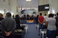 Assembleia debate violência e direitos do público LGBTI