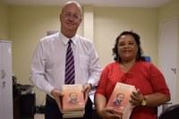 Assembleia doa livros para projeto de ressocialização no sistema prisional