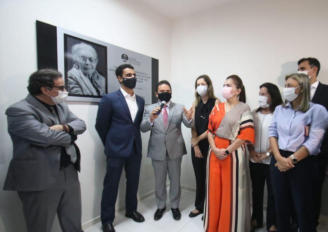 Assembleia participa da inauguração da Casa da Mulher Alagoana