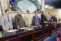 Assembleia realiza sessão solene para lançamento da Frente Parlamentar de Engenharia
