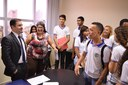 """Assembleia recebe décima primeira escola do Projeto """"Fale, Educação!"""""""