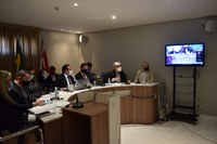 Audiência debate danos em vias públicas causados por obras de saneamento
