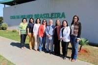 Bancada Feminina conhece Casa da Mulher Brasileira, em Campo Grande