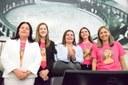 Bancada feminina unida em defesa da mulher alagoana