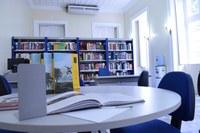 Biblioteca do Legislativo está aberta à sociedade