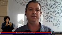 Cabo Bebeto destaca ações do Governo Federal no combate ao coronavírus