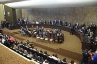 Cerimônia no Tribunal de Justiça faz a diplomação dos parlamentares da 19ª Legislatura