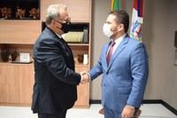 Charles Alves é o novo procurador-geral do Poder Legislativo