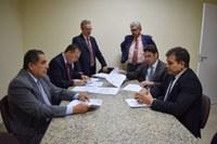 Comissões aprovam parecer favorável à indicação de Rodrigo Cavalcante para o Tribunal de Contas