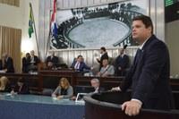 Davi Davino Filho destaca importância do Legislativo na passagem dos 202 anos de Alagoas