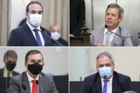 Davi Maia e Cabo Bebeto cobram criação de CPI; Governistas rebatem acusações