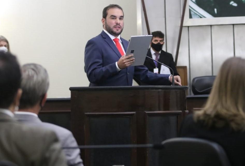 Davi Maia relata depoimento de Carlos Gabas à CPI e pede que Alagoas saia do Consórcio Nordeste