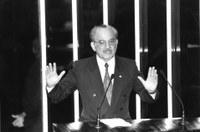 De família tradicional na política, Alcides Falcão exerceu 6 mandatos na Assembleia Legislativa