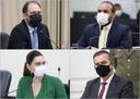 Denúncias contra a gestão da Sesau voltam a ser tema debate em plenário