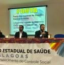 Deputado Léo Loureiro participa de posse do Conselho Estadual de Saúde