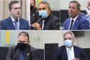 Deputados debatem a escassez de medicamentos para intubação de pacientes com Covid-19