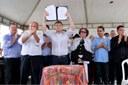 Deputados participam de entrega e lançamento de obras em União dos Palmares