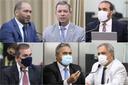 Deputados relatam problemas observados em visita ao Hospital Geral do Estado