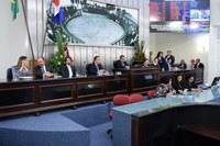 Deputados sabatinam candidato a conselheiro do Tribunal de Contas