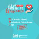 Dia D de Combate ao Glaucoma no Centro de Maceió
