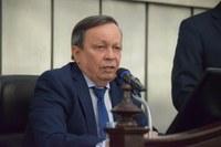 Em discuso de despedida, Luiz Dantas diz que levará saudades do Parlamento