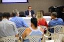 Em encontro com a imprensa, Davi Maia lança processo seletivo para preenchimento de vagas em seu gabinete