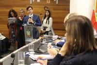 Em Florianópolis, Marcelo Beltrão defende perenização do Fundeb