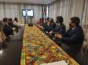 Em reunião com deputados, secretário da Fazenda apresenta detalhes do projeto que extingue descontos para aposentados